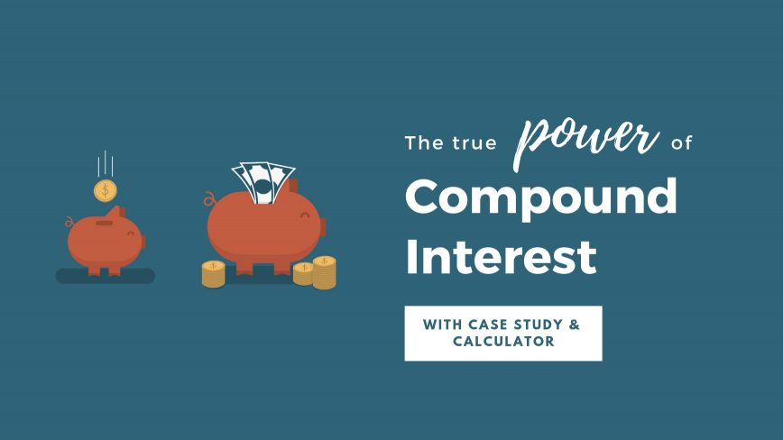 The True Power of Compound Interest (and why you need to start NOW)