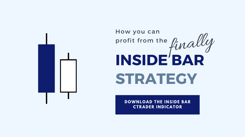 The Inside Bar Strategy and how you can profit from them (finally!)