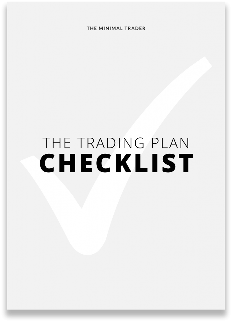 trading plan checklist to improve trading discipline