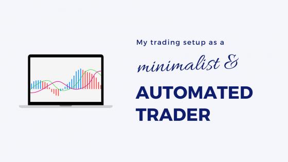 my minimalist trading setup